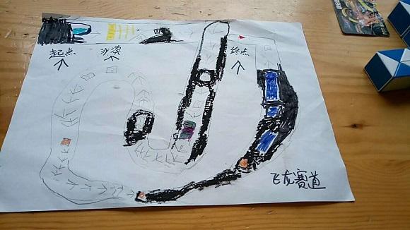 零速少年 飞龙赛道,作者:杨双骏 .jpg